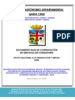 consultoria en Santa Curz para antropologos