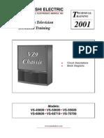 Mitsubishi Vz9 Training Manual