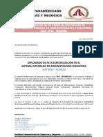 Diplomado Siaf - Huaraz 06 Octubre
