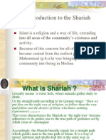 Chapter 7 Sharia