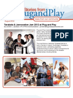 July/August 2012 - News from Plug and Play