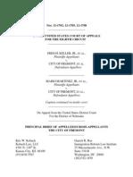 Fremont - Opening Brief