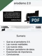 Periodismo 2.0 NT2 #GCcSI