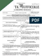 RIFIUTI Art 1 Comma 3 Pag 5 Disporre La Progettazione La Realizzazione e La Gestione Degli Impianti Di Termovalorizzazione Individuati Nel Piano Regionale Di Gestione Dei Rifiuti Come Adeguato Ai Sensi Art. 2