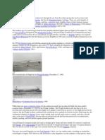 Aircraft History