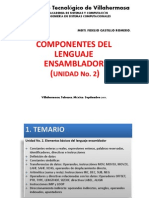 Presentación2 Lenguaje Ensamblador