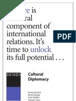 Demos - Cultural Diplomacy