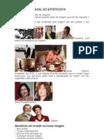 A Imagem Pessoal Do Esteticista - Marketing e Marketing Pessoal
