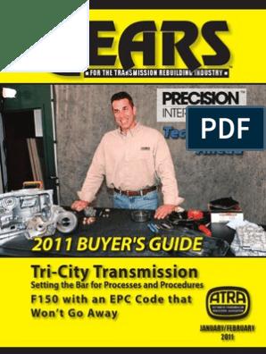 JET 79003 Manual Transmission Module