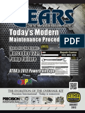 August 2012 | Transmission (Mechanics) | Automotive Technologies