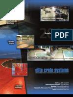 Elite Crete Systems - 2010 Email Catalog