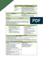 Planificacion integradora del Campo de formación y comprensión del mundo natural y social
