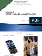 Metodologia Ing I