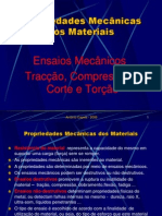 1.Ensaio de Materiais-Tracção