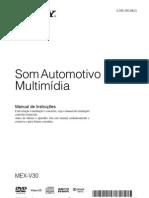 Manual Som Automotivo Sony