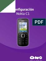 Guia Nokia C1