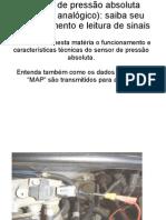 Curso Analise Sensor Map Com Osciloscopio Automotivo