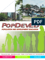 Population and Development Education