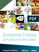 Economia Criativa -Um Olhar Para Projetos Brasileiros