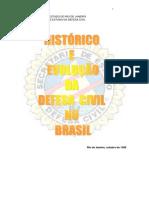 Historico Defesa Civil Bombeiro