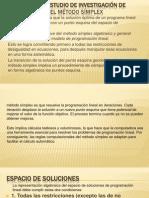El método símplex ( INVESTIGACIÓN DE OPERACIONES)1