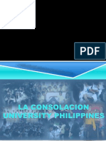 La Consolacion University Philippines