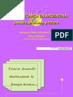 HUGO MARTIN ATOMICA CORDOBA PASADO PRESENTE FUTURO ENERGIA ATOMICA ARGENTINA