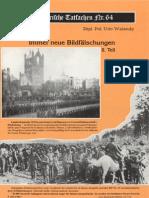 Historische Tatsachen - Nr. 64 - Udo Walendy - Immer Neue Bildfaelschungen - 2. Teil (1995, 40 S., Scan)