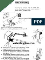 Elna Sewing Manual