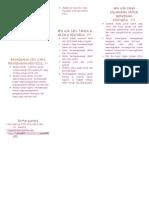 Leaflet AIDS