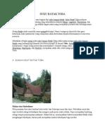 Suku Batak Toba