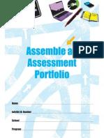 assemble an assessment por