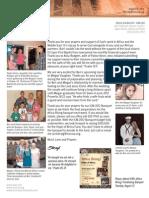 Sheryl Aug 2012 Newsletter Email