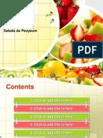 Salada de Peuyeum