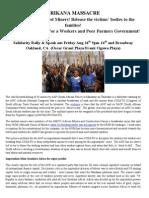 Marikana Solidarity 1