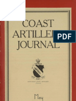 Coast Artillery Journal - May 1926