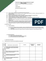 Modelos de planificación EGB