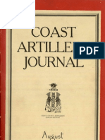 Coast Artillery Journal - Aug 1926