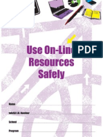 use online resources safel