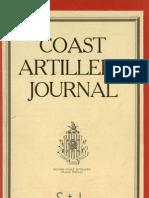 Coast Artillery Journal - Sep 1926