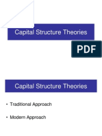 2 Capital Structure Theories and Optimum CS