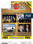 Frederick County Report,  August 24 - September 6, 2012
