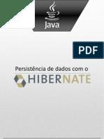 Persistência de dados com o Hibernate