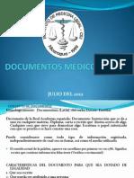 Documentos Medico Legales