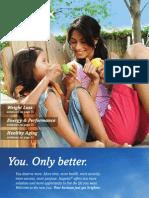Isagenix 2012 English Catalog