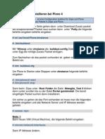 Zusatz Pakete Installieren Bei Plone 4