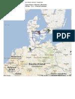 de Malmö, Suecia a Bremen, Alemania - Google Maps