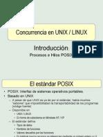 Proceso Seh i Losen Unix