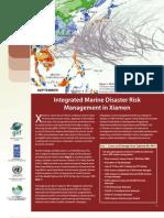 Integrated Marine Disaster Risk Management in Xiamen