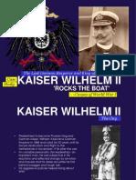 Kaiser Wihelm II